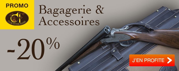 -20% CLUB INTERCHASSE Bagagerie & Accessoires