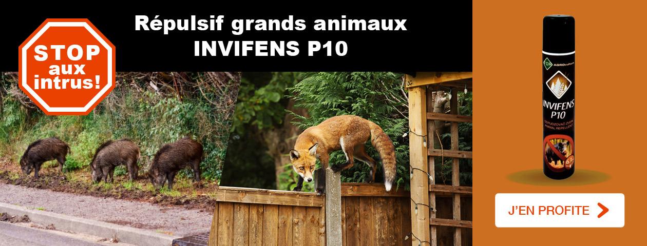 Répulsifs / Stop aux intrus !