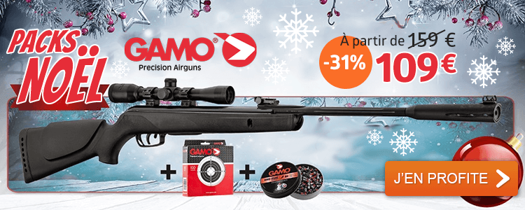 Packs Noël GAMO