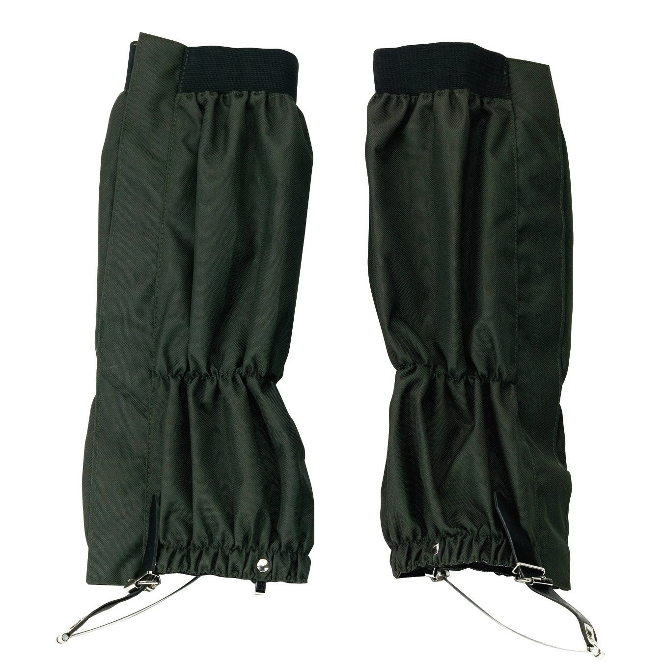 Guêtres de chasse percussion stronger kaki, made in chass...