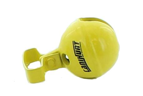Grelot pour chien canihunt, jaune, taille 24 mm, made in ...