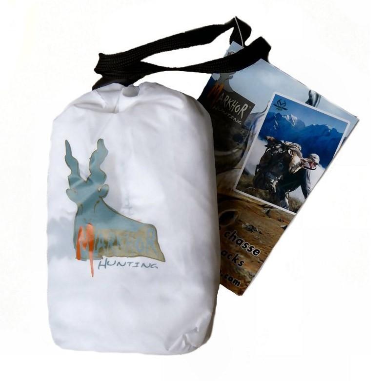 Sursac blanc pour sacs à dos markhor 35 / 55 l, made in c...