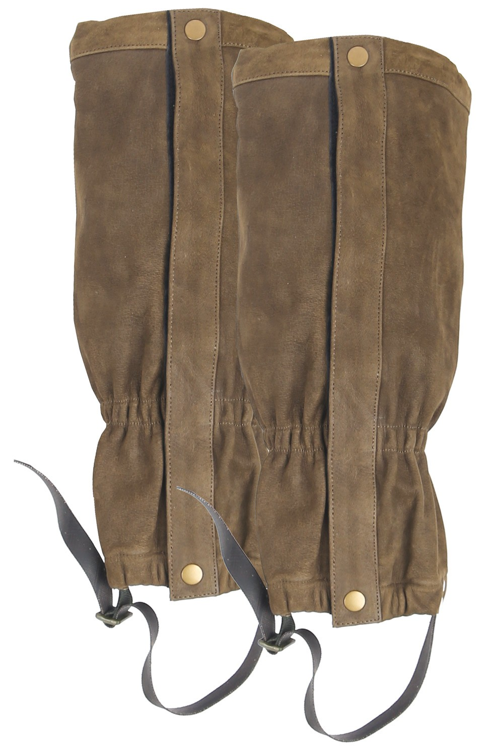 Guêtres cuir de buffle somlys 777, made in chasse - equip...