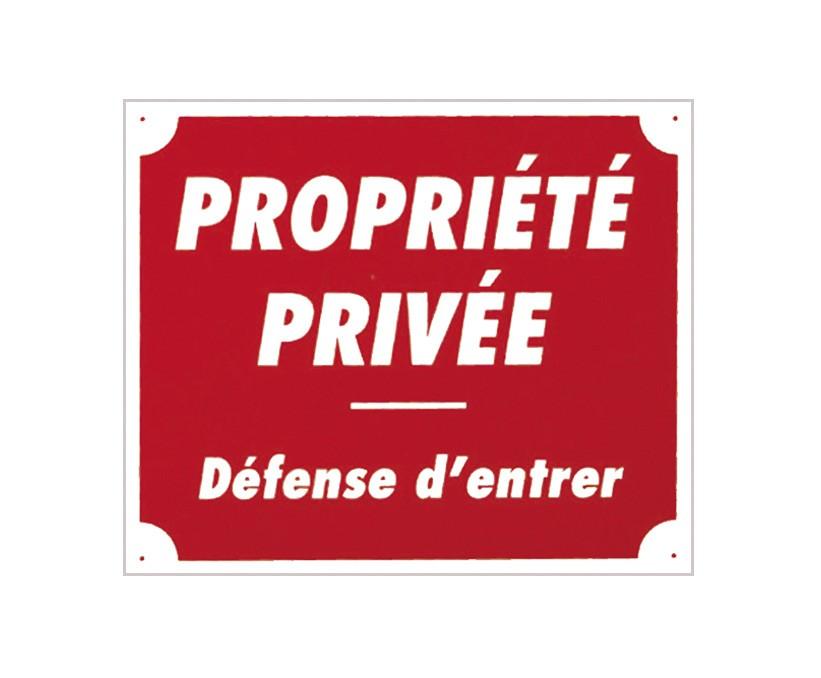 Pack 10 pancartes de chasse propriÉtÉ privÉe / 1, made in...