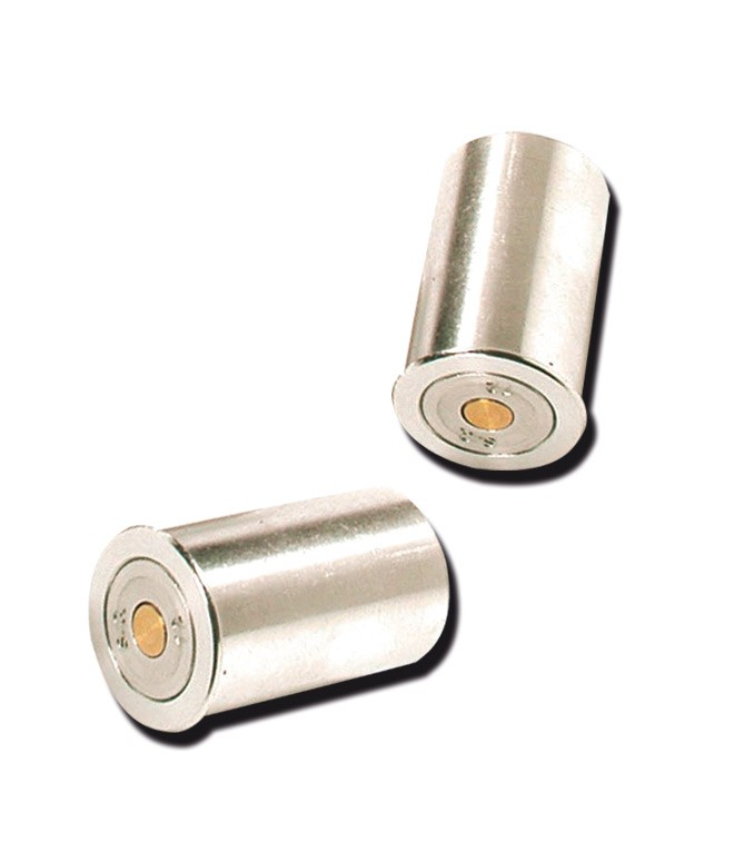 Douilles amortisseur pour fusil, gris, made in chasse - e...