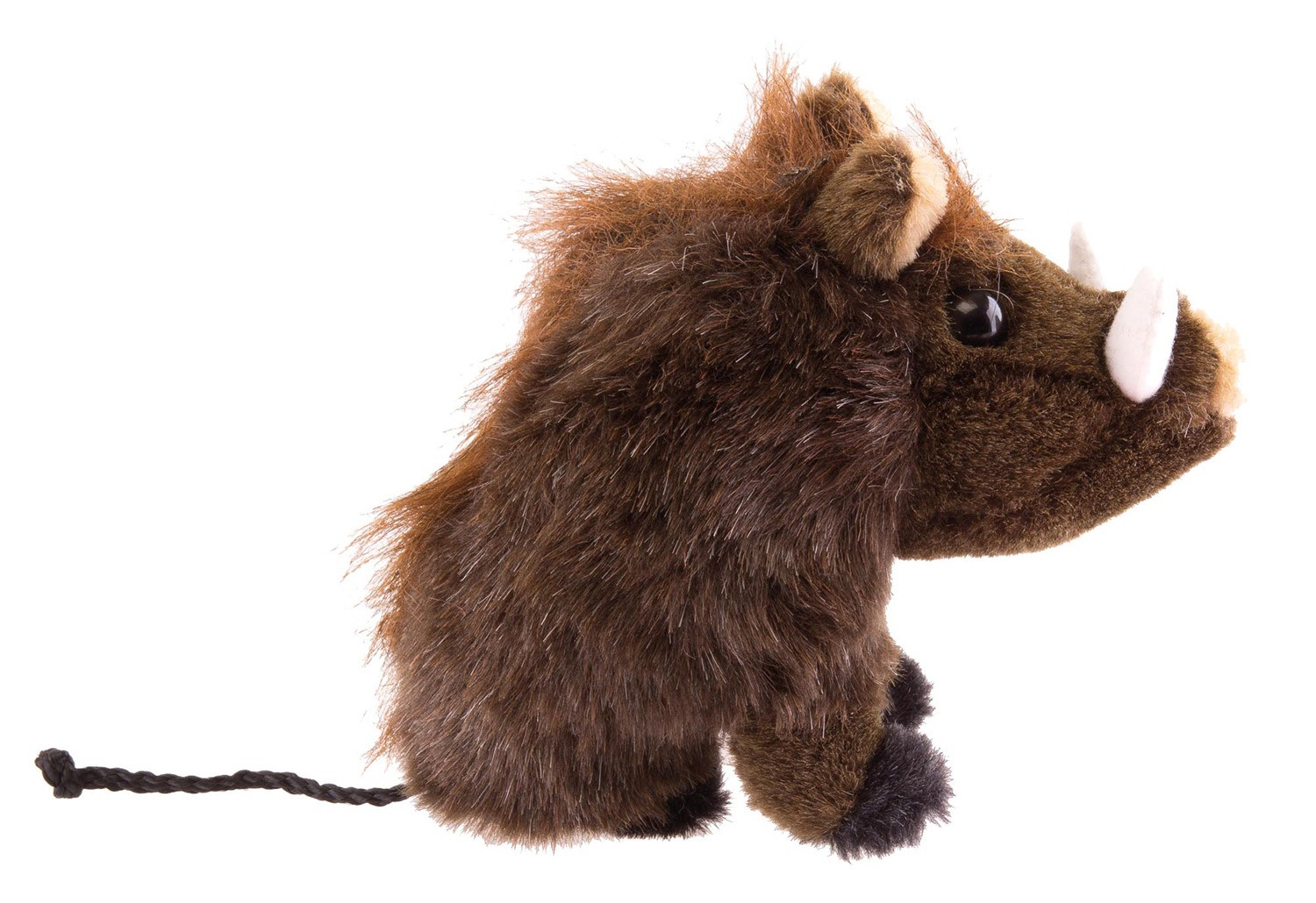 Peluche sanglier sonore 18 cm, made in chasse - equipemen...