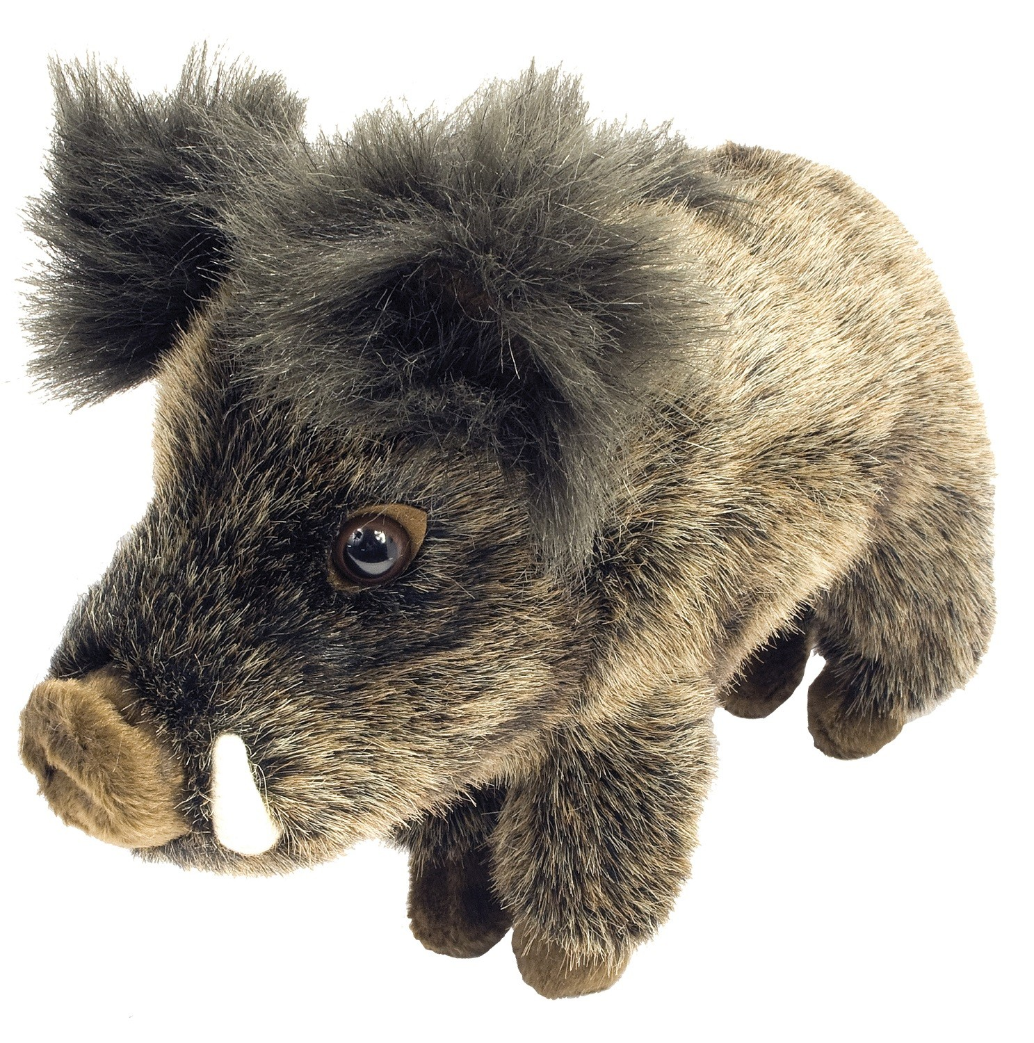 Peluche sanglier 18 cm, made in chasse - equipements de c...