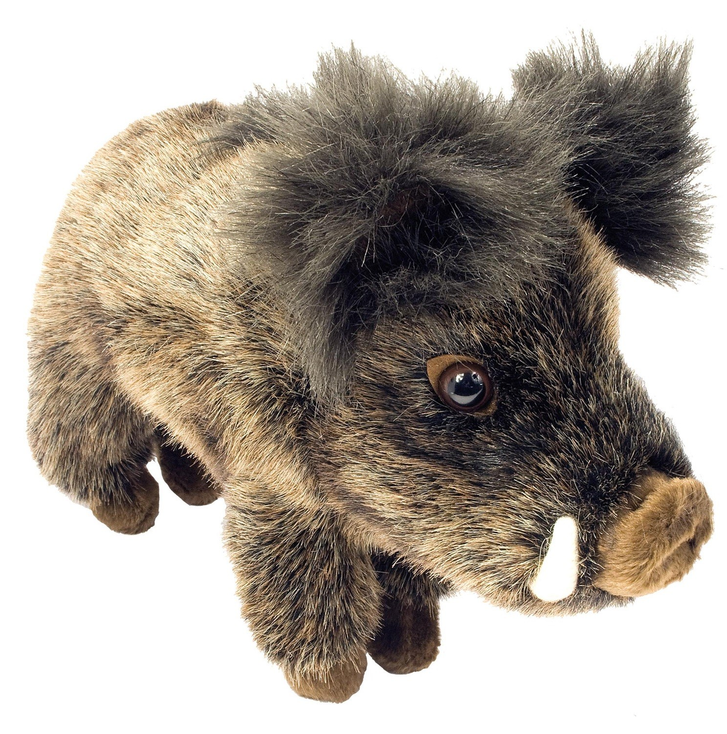 Peluche sanglier 30 cm, made in chasse - equipements de c...