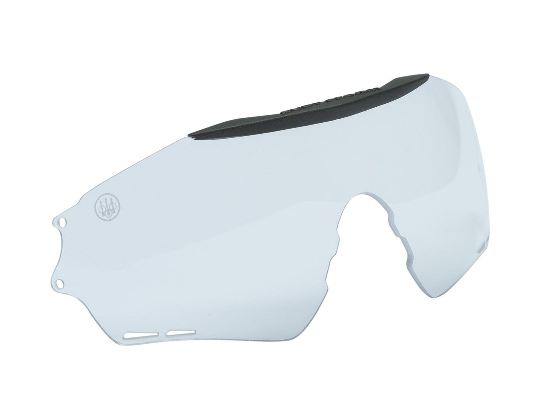 Verres pour lunettes de tir beretta puull - incolore, mad...
