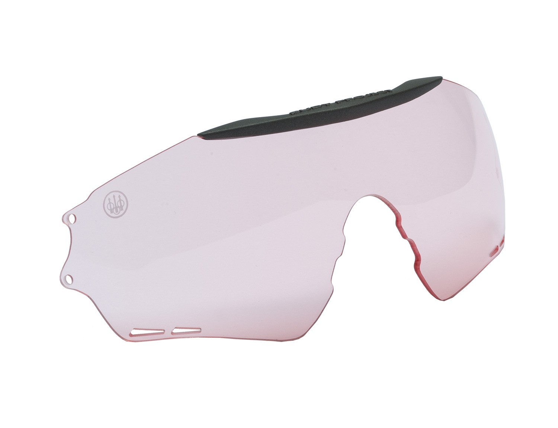 Verres pour lunettes de tir beretta puull - corail, made ...