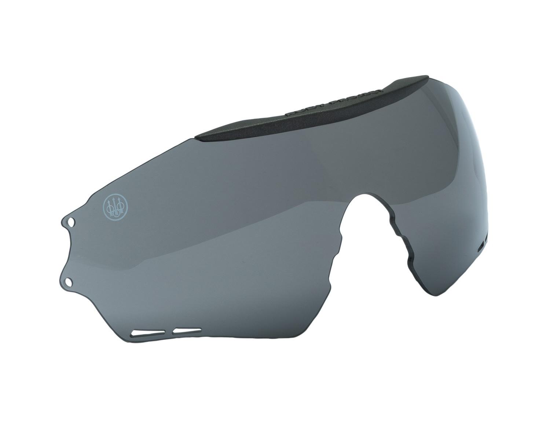 Verres pour lunettes de tir beretta puull - fumée, made i...