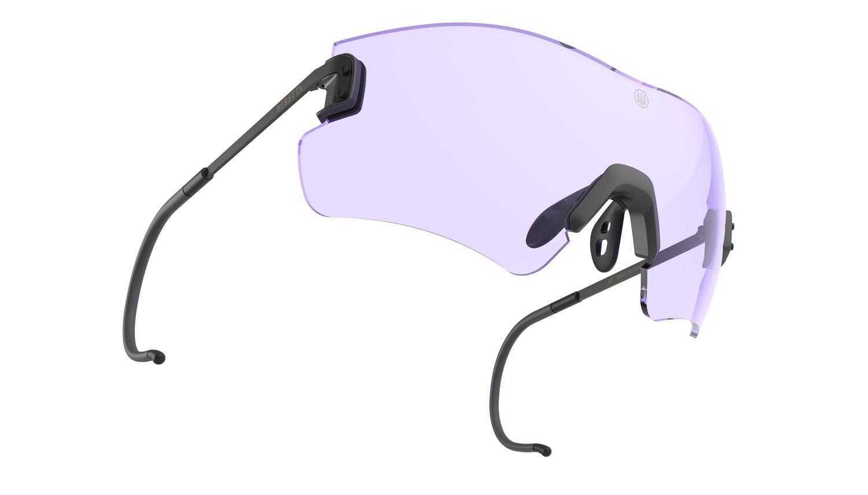 Lunettes de tir beretta mark - violet, made in chasse - e...