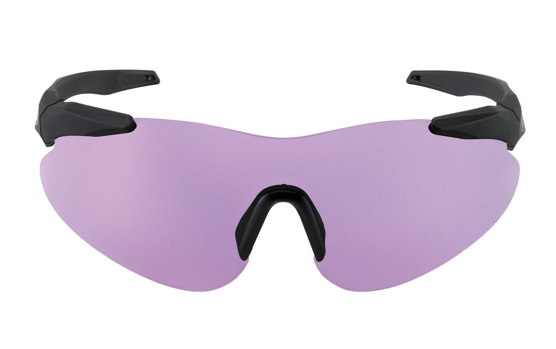 Lunettes de tir beretta challenge - violet, made in chass...