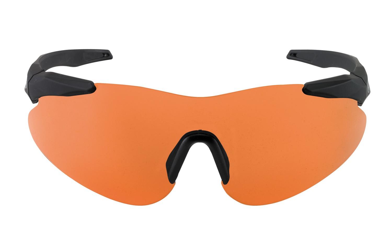 Lunettes de tir beretta challenge - orange, made in chass...