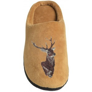 Chaussons stepland détente / cerf, beige, taille 44 / 45,...