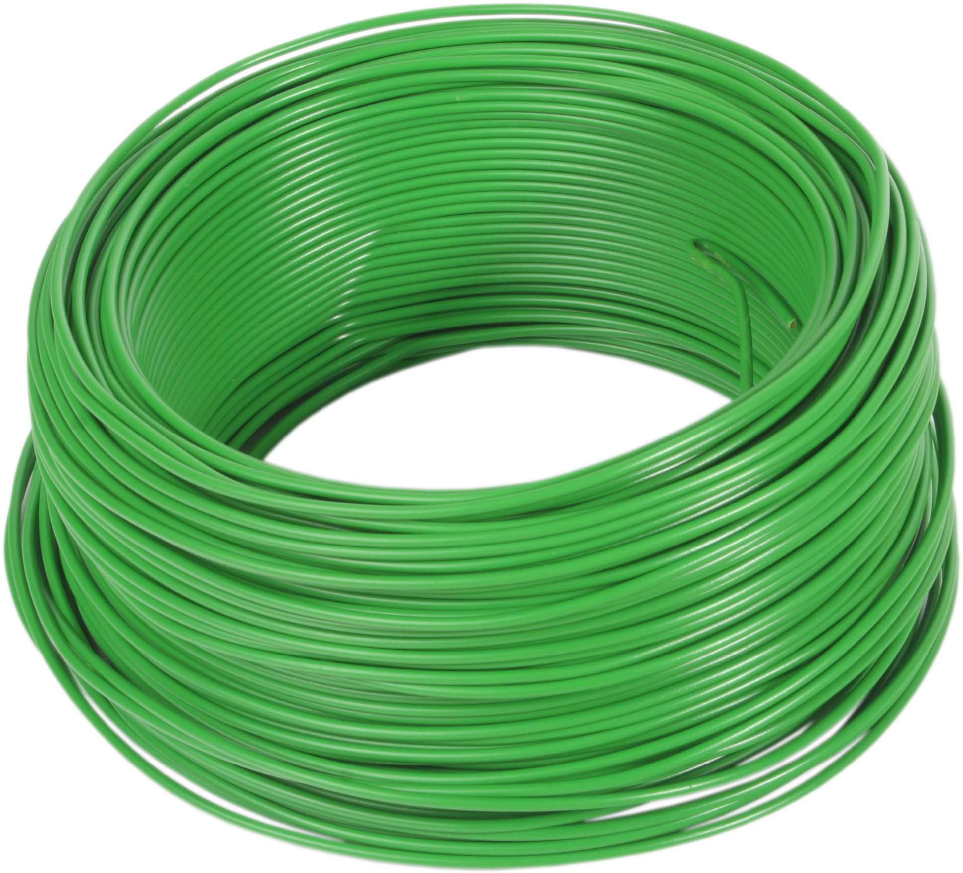Bobine de fil 100 m diamètre 1.5 mm² pour clôtures dogtra...