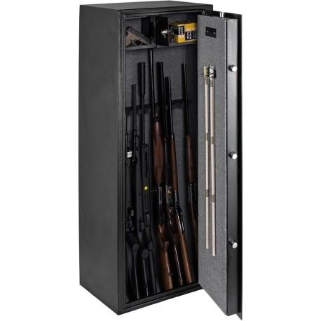 Armoire forte renforcée Buffalo River Premium / 10 armes
