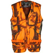 Gilet de chasse Percussion Palombe GhostCamo B&B