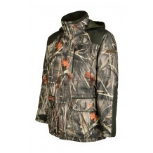 Veste de chasse Percussion Brocard GhostCamo Wet