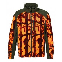 Blouson polaire Percussion GhostCamo B&B
