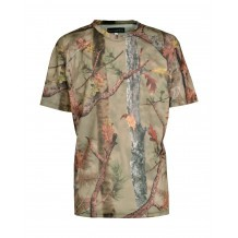 Tee-shirt de chasse Percussion GhostCamo Forest
