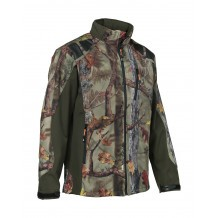 Blouson softshell Percussion GhostCamo Forest