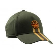 Casquette de chasse Beretta Corporate Striped - Vert