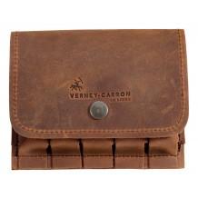 Pochette cuir Ligne Verney-Carron 5 cartouches