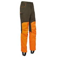 Pantalon de chasse ProHunt Super-Pant Rapace Orange - Kaki - Taille 42