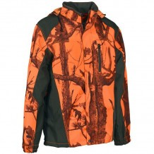 Veste de chasse Percussion Stronger GhostCamo B&B