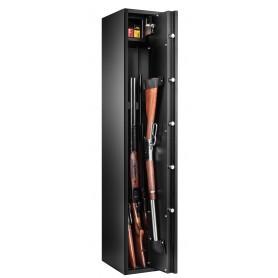 Armoire forte Rietti 5 armes + coffre intérieur