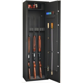 Armoire forte Fortify Delta 8 armes + coffre