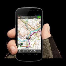 Application Tracker pour smartphone et tablette Android