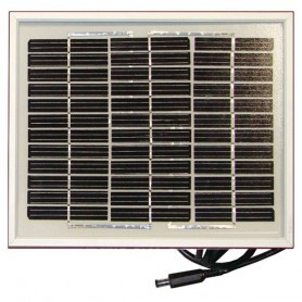 Panneau solaire 12 V pour agrainoir Power Feeder