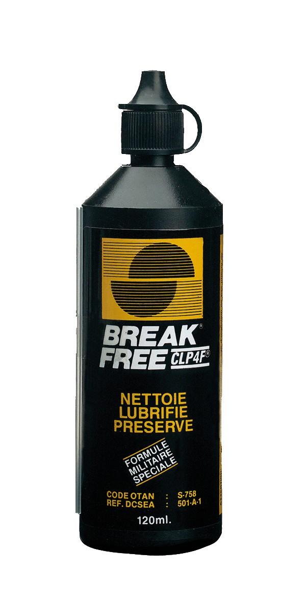 Burette huile break free, made in chasse - equipements de...