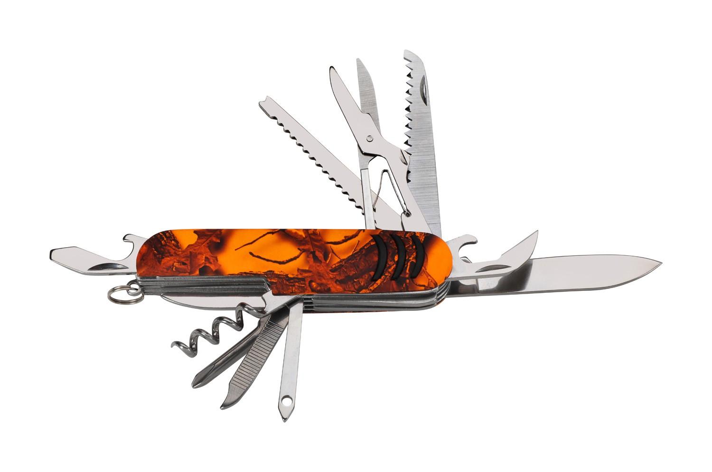 Couteau de chasse pliant ligne verney-carron kronos - cam...