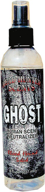Agent neutralisant d'odeurs ghost, made in chasse - equip...