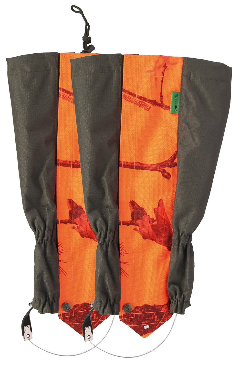 Guêtres de chasse treeland t755, made in chasse - equipem...