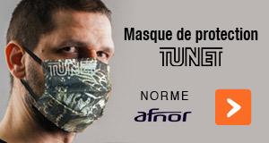 Masque de protection TUNET